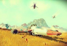 «No Man's Sky» macht den Spieler zum Erforscher eines gigantischen Universums. Screenshot: Sony Computer Entertainment Foto: Sony Computer Entertainment