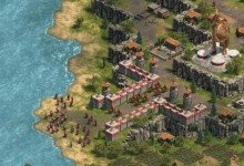 Imperien gründen, aufbauen und ausdehnen - und dann noch ein paar Weltwunder erschaffen. «Age of Empires Definitive Edition» soll den Strategie-Klassiker von 1997 in moderner Form zurückbringen. Foto: Microsoft/dpa-tmn