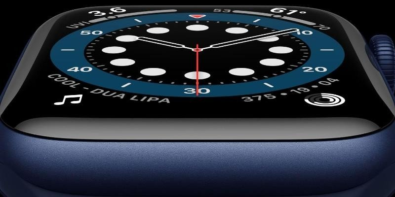 Apple hat die neue Apple Watch Series 6 vorgestellt. Foto: ---/Apple Inc./dpa